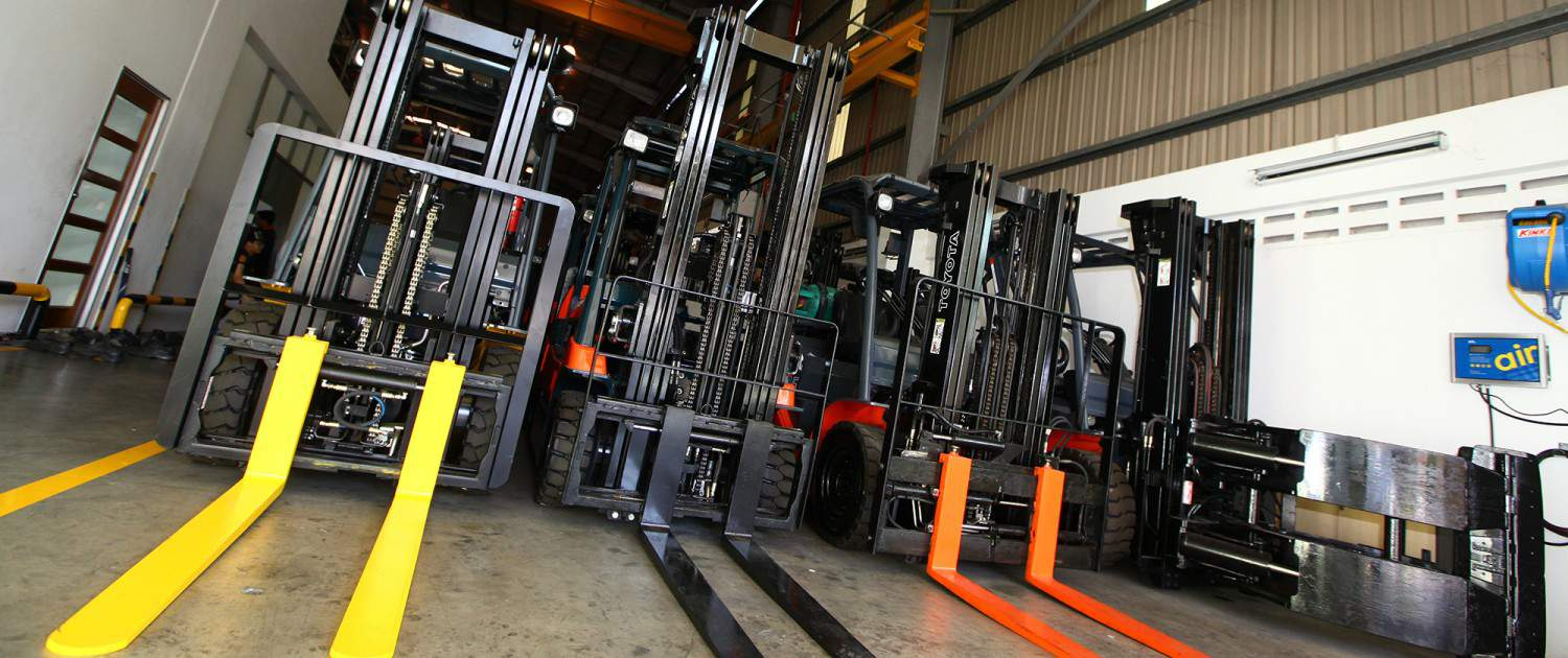 forklift service and repair