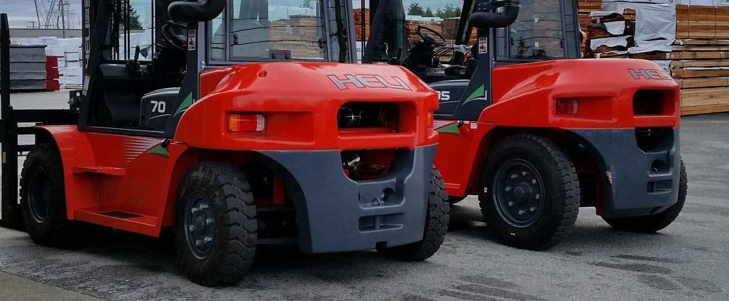 Scot Truck Forklifts