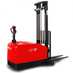 Heli CDD12-970 AC Electric Powered Counterbalance Pedestrian Stacker