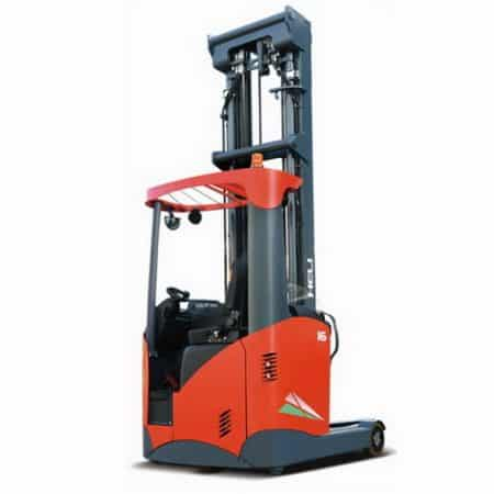 Heli CQD16 / CQD20 AC Electric Powered Reach Truck