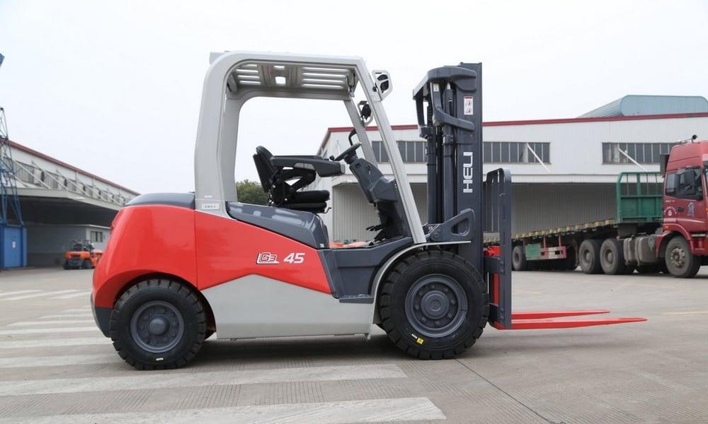 New Heli G3 Series CPCD40 45 50