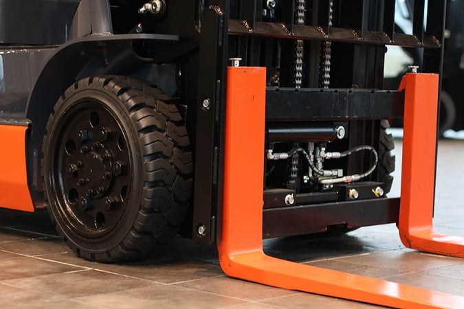 Forklift Sideshift application photo