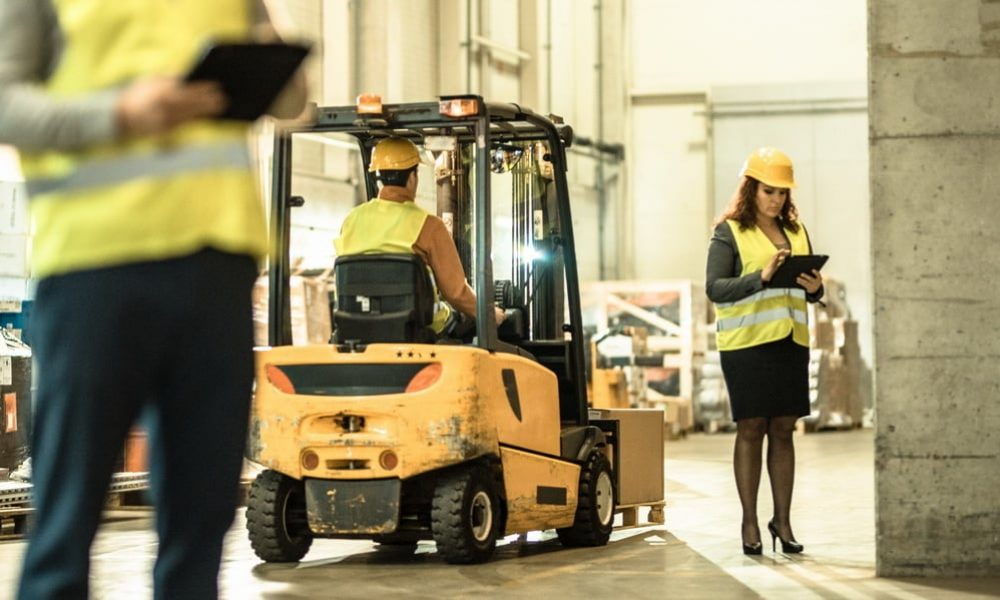 Forklifts: Logistics Industry's Most Valuable Business Vehicle