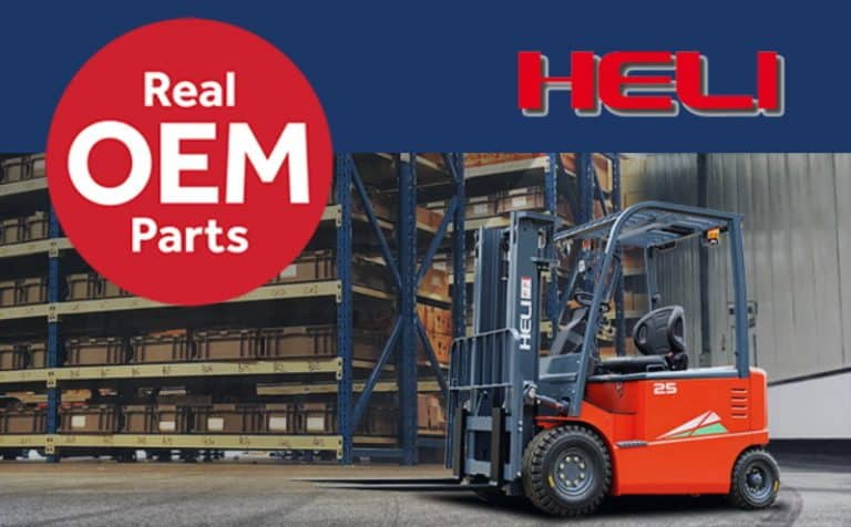 OEM Forklift Spares from Scot Truck Forklifts
