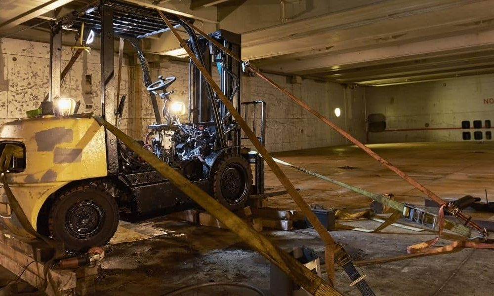 Taking care of your materials handling equipment during the shutdown
